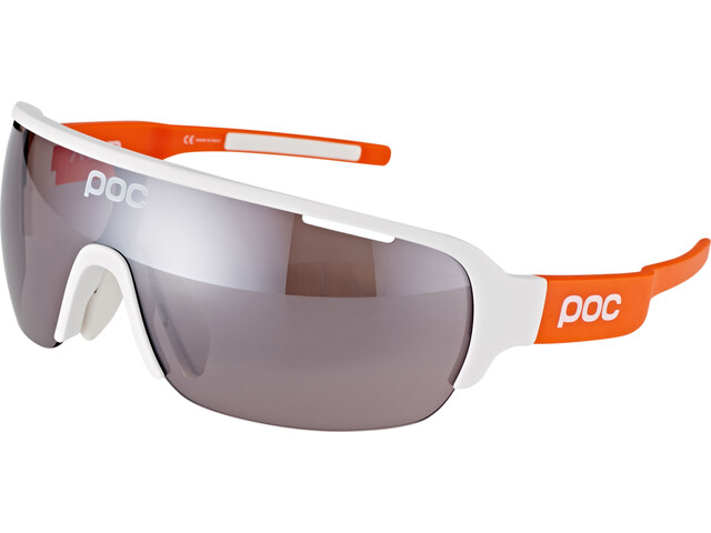 fabricación hábil venta de descuento productos de calidad POC DO Half Blade AVIP Gafas, hydrogen white/zink orange